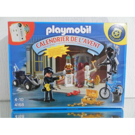 Playmobil Calendrier.Boite Vide Empty Box Calendrier De L Avent Playmobil