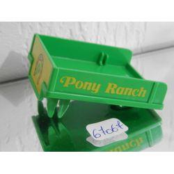 Cariole Enfant Du Centre Equestre A Compléter Playmobil