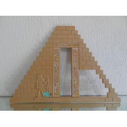 Façade Jauni De Pyramide 4240 Playmobil