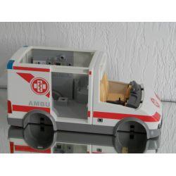 Ambulance A Compléter 4221 Playmobil