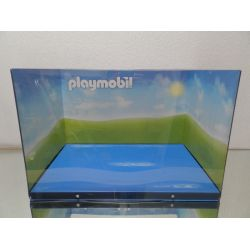 Grande Vitrine En Plastique NON LIVRABLE Playmobil