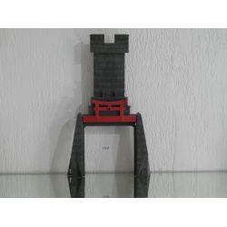 Façade De Forteresse Chinoise 5480 Playmobil