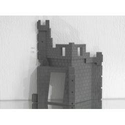 Mur Droit De Forteresse Chinoise 5480 Playmobil