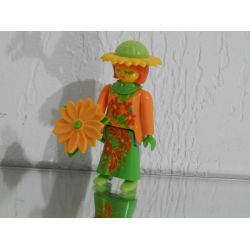 Superbe La Reine Des Tournesols Série 11 Playmobil