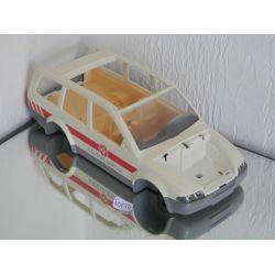 Ambulance Jauni A Nettoyer Et Compléter 4223 Playmobil