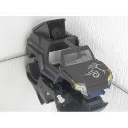 4X4 Du Robot Gang A Compléter 4878 Playmobil