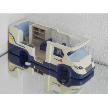 Camping Car Jauni A Completer 4859 Playmobil Klikobil