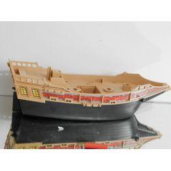 Coque Complète De Bateau Pirate 6678 Playmobil