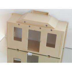 Coffret Transportable 4398 Bank Shériff A Compléter Playmobil