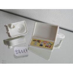 Pièce Diverse X2 Dentiste 3927 Playmobil