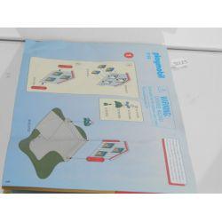 Plan De Montage Utilisé 5169 Playmobil