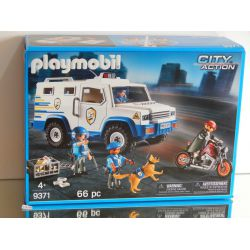 Boite Vide (Empty Box) 9371 Nothing Inside Playmobil