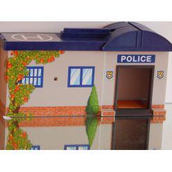 Commissariat Transportable A Compléter Et Nettoyer 5299 Playmobil
