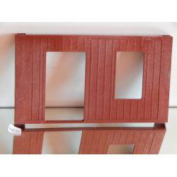 Façade Maison Safari 4826 Playmobil