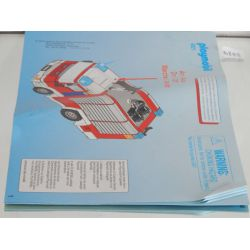 Plan De Montage Utilisé 4821 Playmobil
