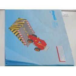 Plan De Montage Utilisé 4184 Playmobil