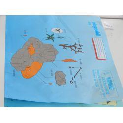 Plan De Montage Utilisé 4006 Playmobil