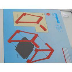 Plan De Montage Utilisé 4273 Playmobil