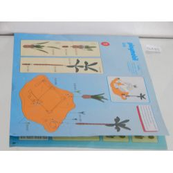 Plan De Montage Utilisé 4246 Playmobil
