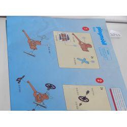Plan De Montage Utilisé 4244 Playmobil