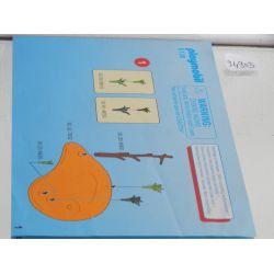 Plan De Montage Utilisé 4233 Playmobil