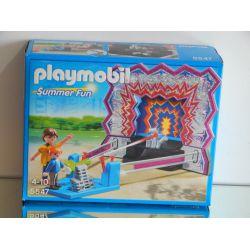 Stand De Chamboule Tout Neuf En Boite 5547 Playmobil