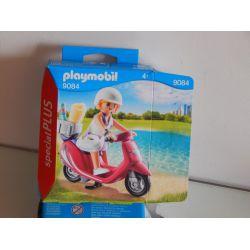 Boite Vide (Empty Box) 9084 Nothing Inside Playmobil