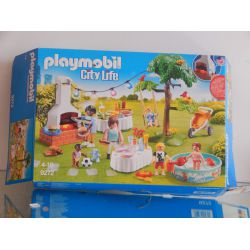 Boite Vide (Empty Box) Nothing Inside 9272 Playmobil