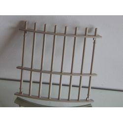 Grille X1 De Cage Aux Fauves 4233 Playmobil