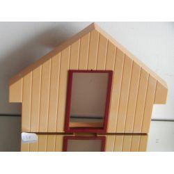 Façade Maison Des Fermiers 5120 Playmobil