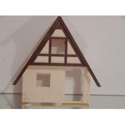 Façade De Maison Dans La Forêt 4207 Playmobil