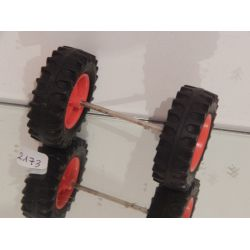 Roue GM De Tracteur 3500 Playmobil