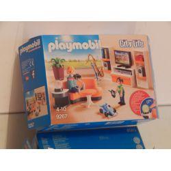Boite Vide (Empty Box) 9267 Nothing Inside Playmobil