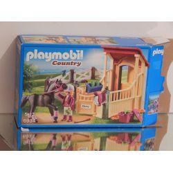 Boite Vide (Empty Box) 6934 Nothing Inside Playmobil