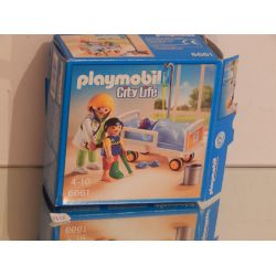 Boite Vide (Empty Box) 6661 Nothing Inside Playmobil
