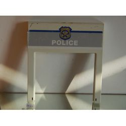 Façade De Commissariat De Police Usé A Nettoyer Jauni 4264 Playmobil