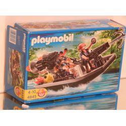 Boite Vide (Empty Box) 4845 Nothing Inside Playmobil
