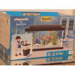 Boite Vide (Empty Box) Aquarium Nothing Inside Playmobil