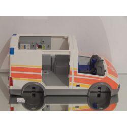 Ambulance A Compléter 6685 Playmobil