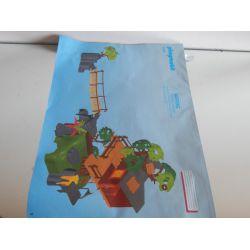 Plan De Montage Utilisé 9371 Playmobil