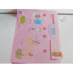 Plan De Montage Utilisé 5304 Playmobil