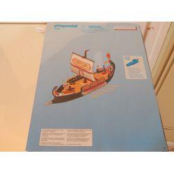 Plan De Montage Utilisé 5390 Playmobil