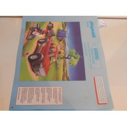 Plan De Montage Utilisé 70116 Playmobil