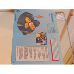 Plan De Montage Utilisé 6683 Playmobil