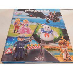 Catalogue Très Bon Etat Année 2017 Playmobil
