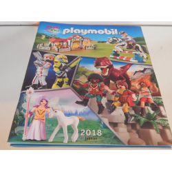Catalogue Très Bon Etat Année 2018 Playmobil
