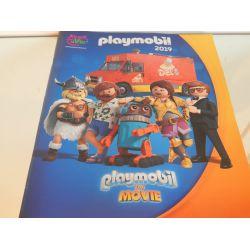 Catalogue Très Bon Etat Année 2019 Playmobil
