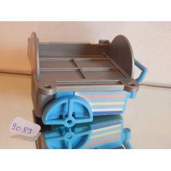 Chariot Du Glacier Dessous Jauni A Compléter Playmobil