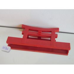 Pièce De Façade X1 De Forteresse Chinoise 5480 Playmobil