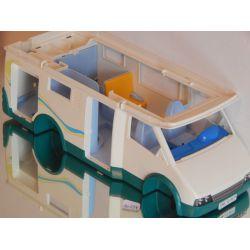 Camping Car A Compléter 6671 Playmobil